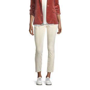NWT FRAME Le Velveteen High-Rise Skinny Jeans